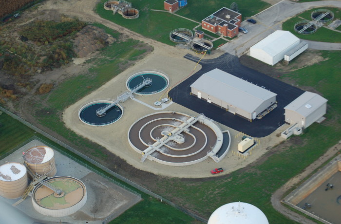 Minster Wastewater Treatment Plant