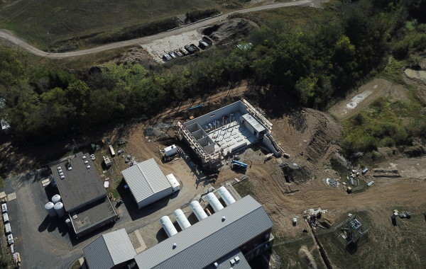 Huber Heights Water Softening Addition Project